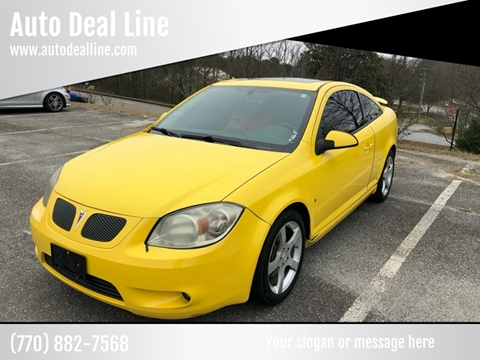 2008 Pontiac G5 for sale in Alpharetta, GA