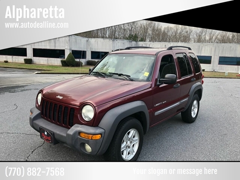 2003 Jeep Liberty for sale in Alpharetta, GA