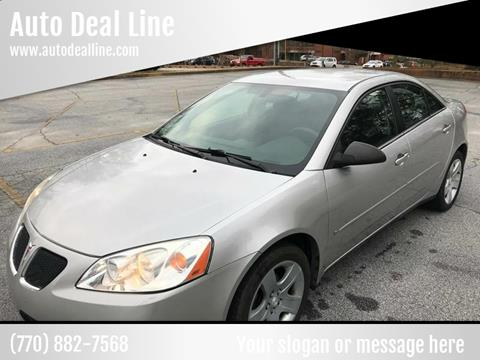 2007 Pontiac G6 for sale in Duluth, GA