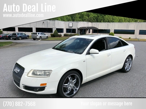 Audi For Sale In Ga >> Audi For Sale In Alpharetta Ga Auto Deal Line