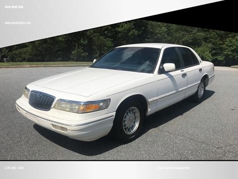 1995 Mercury Grand Marquis >> Mercury Grand Marquis For Sale In Alpharetta Ga Auto Deal