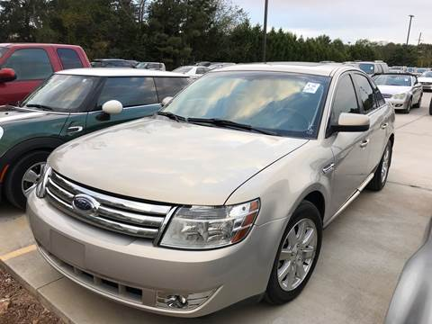 2009 Ford Taurus for sale in Alpharetta, GA