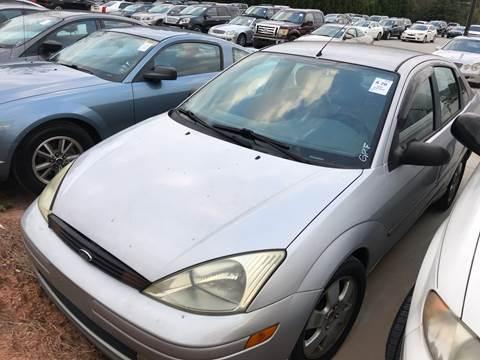 2001 Ford Focus for sale in Alpharetta, GA