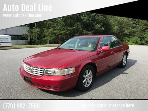 2002 Cadillac Seville for sale at Auto Deal Line in Alpharetta GA