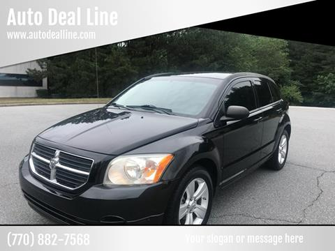 2010 Dodge Caliber for sale at Auto Deal Line in Alpharetta GA