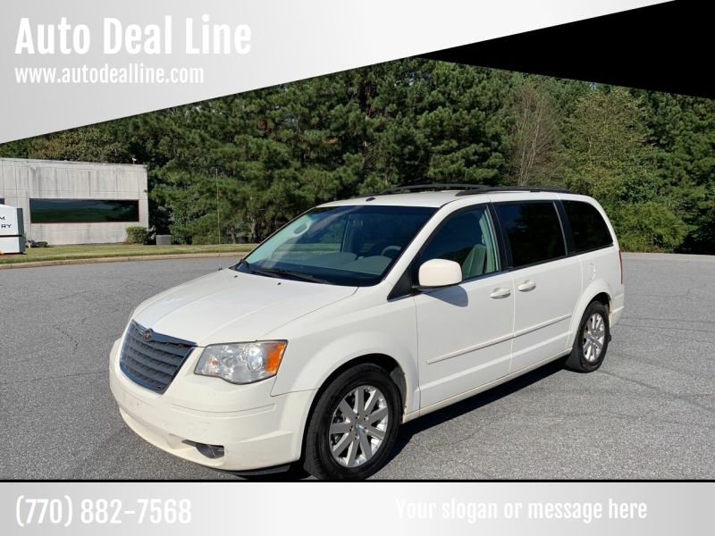 2008 Chrysler Town and Country for sale at Auto Deal Line in Alpharetta GA