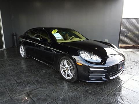 2015 Porsche Panamera for sale in Bellingham, WA