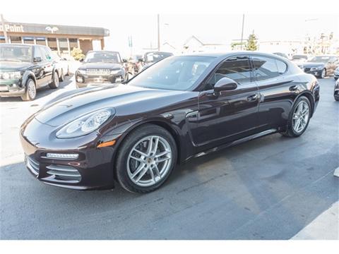 2016 Porsche Panamera for sale in Bellingham, WA