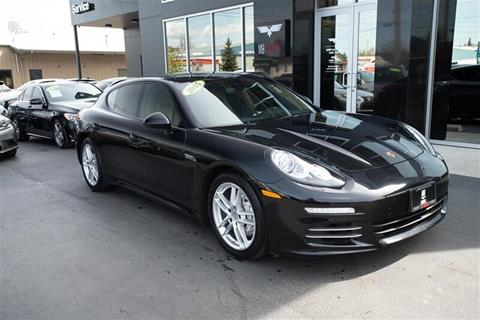 2016 Porsche Panamera for sale in Bellingham, WA