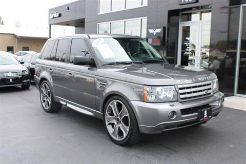 2008 Land Rover Range Rover Sport for sale in Bellingham, WA