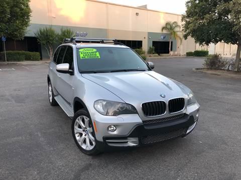 2008 BMW X5 for sale at MK Motors in Sacramento CA