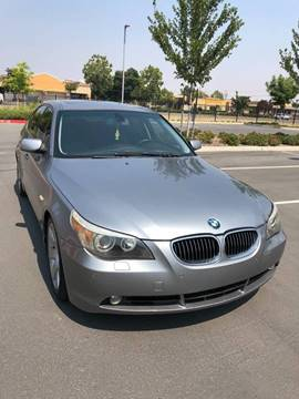 2006 BMW 5 Series for sale at MK Motors in Sacramento CA