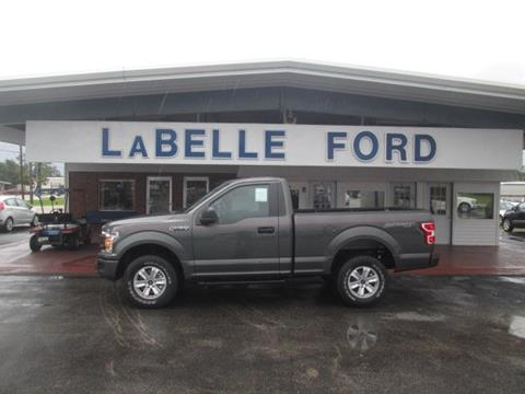 2018 Ford F-150 for sale in Chiefland, FL