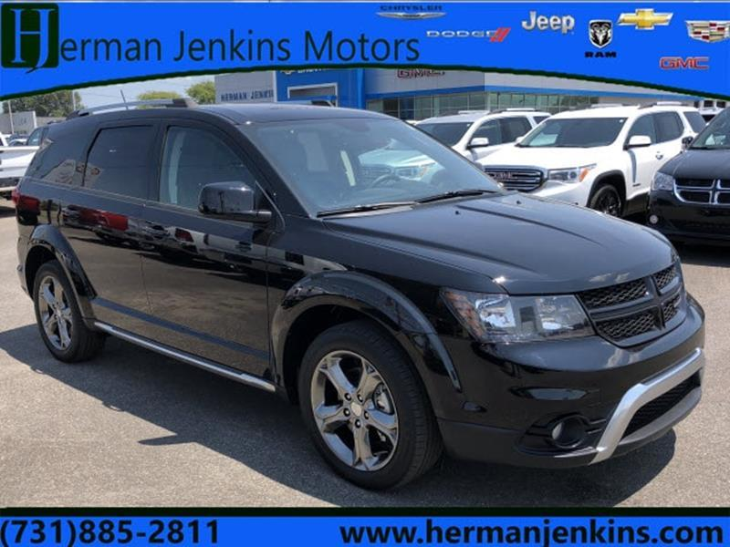 Utility Vehicle For Sale Union City Tn >> 2016 Dodge Journey Crossroad In Union City Tn Car Mart