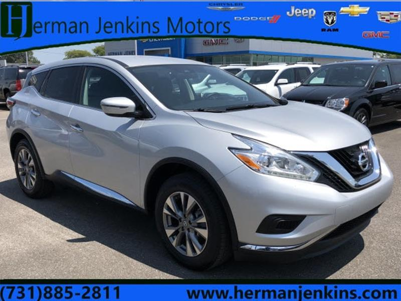 Utility Vehicle For Sale Union City Tn >> 2017 Nissan Murano In Union City Tn Car Mart