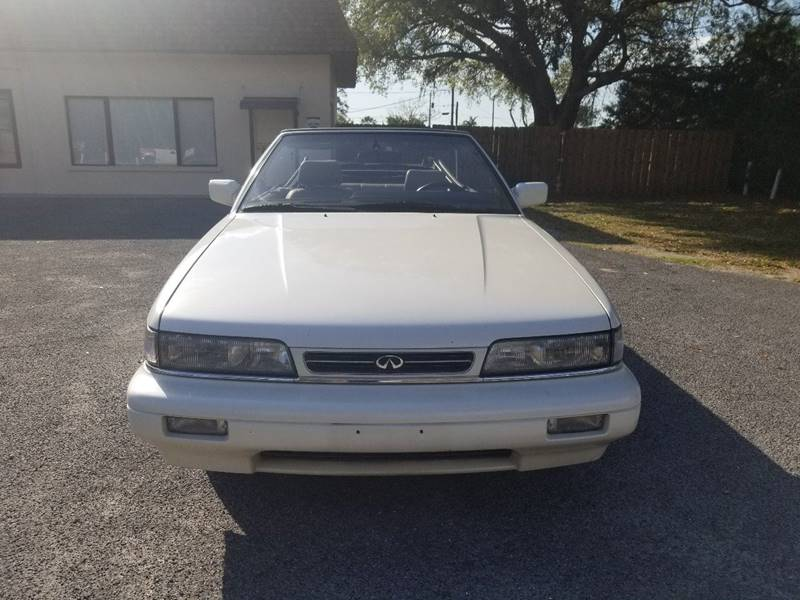 1992 Infiniti M30 for sale at ACQUIRED AUTOS INC in Palmetto FL