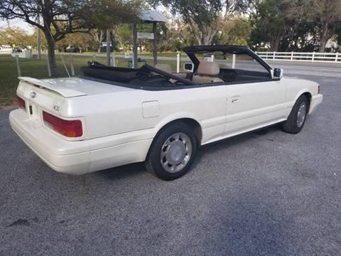 1992 Infiniti M30