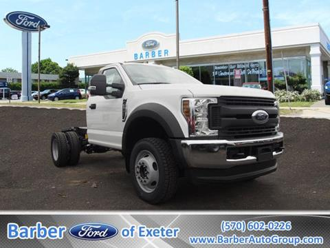 2018 Ford F-350 Super Duty for sale in Exeter, PA