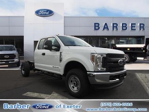 2019 Ford F-350 Super Duty for sale in Exeter, PA