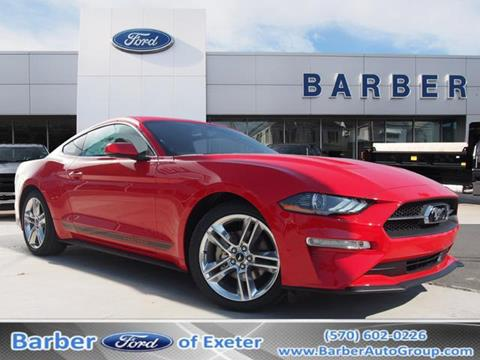 2019 Ford Mustang for sale in Exeter, PA