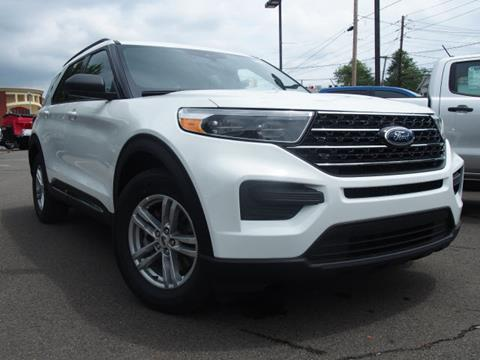 2020 Ford Explorer for sale in Exeter, PA