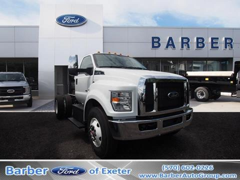 2019 Ford F-750 Super Duty for sale in Exeter, PA