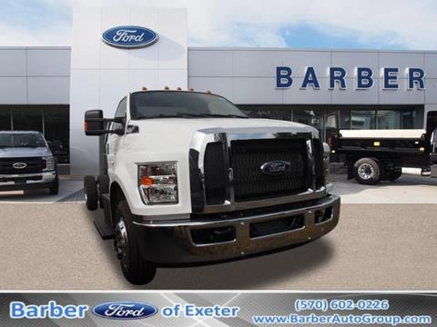 2019 Ford F-650 Super Duty for sale in Exeter, PA