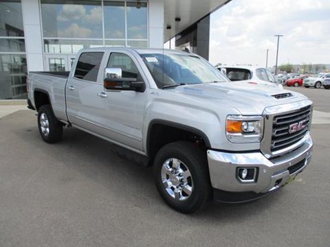 2018 GMC Sierra 2500HD for sale in Marshall, MN
