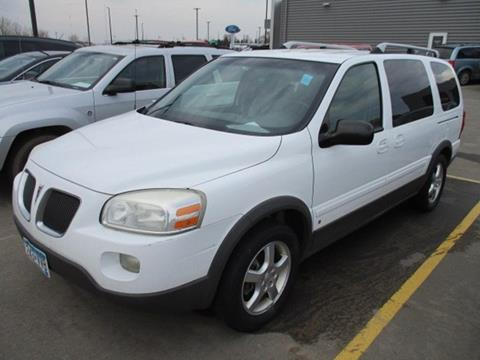 2006 Pontiac Montana SV6 for sale in Marshall, MN