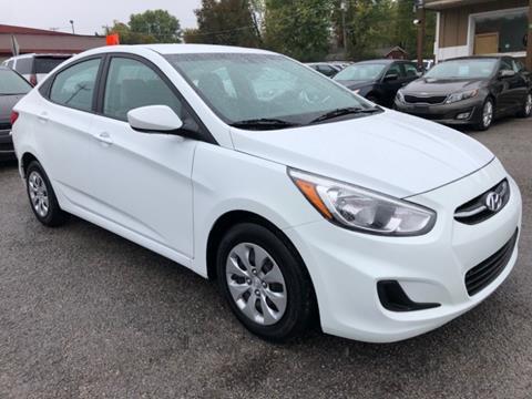 2016 Hyundai Accent for sale in Clarksville, TN