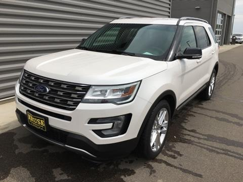 Used Ford Explorer For Sale >> 2016 Ford Explorer For Sale In Marshall Mn