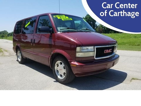 2005 GMC Safari for sale in Carthage, MO