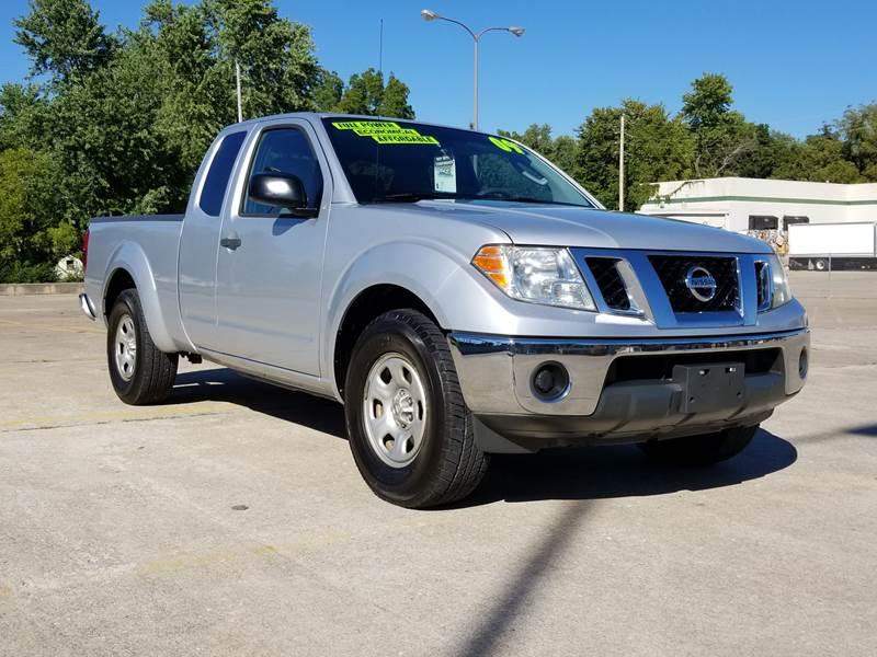 2009 Nissan Frontier Se In Carthage Mo Car Center Of Carthage