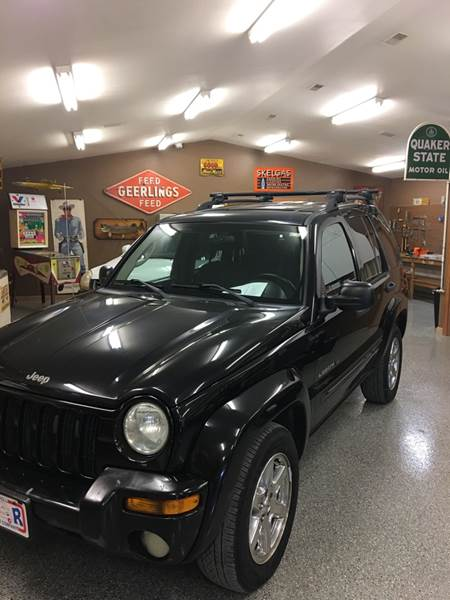 2003 Jeep Liberty For Sale At Carroll Car Credit Company In Carroll IA