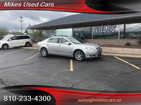 2008 Chevrolet Malibu for sale in Flint, MI