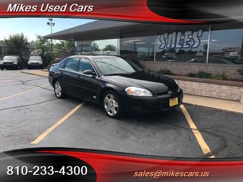 2008 Chevrolet Impala for sale in Flint, MI