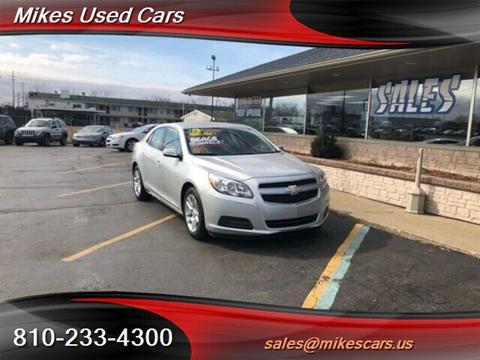 2013 Chevrolet Malibu for sale in Flint, MI