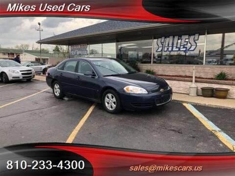2007 Chevrolet Impala for sale in Flint, MI