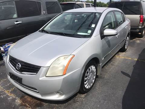 2010 Nissan Sentra for sale at Sartins Auto Sales in Dyersburg TN