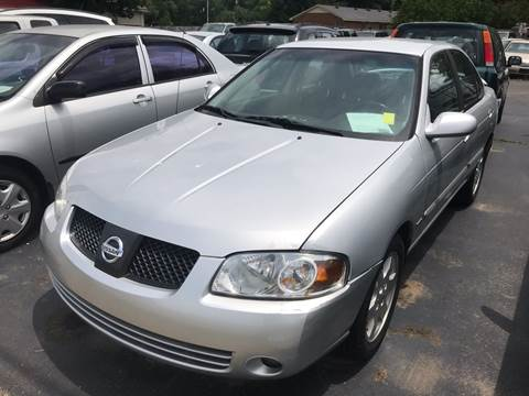 2006 Nissan Sentra for sale at Sartins Auto Sales in Dyersburg TN