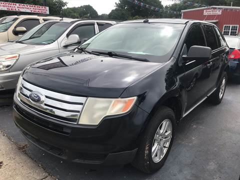 2008 Ford Edge for sale at Sartins Auto Sales in Dyersburg TN