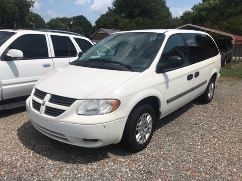 2007 Dodge Grand Caravan for sale at Sartins Auto Sales in Dyersburg TN