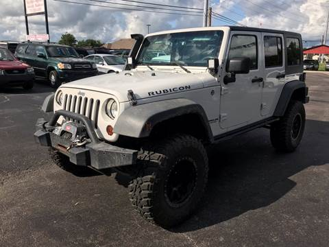 2007 Jeep Wrangler Unlimited for sale at Sartins Auto Sales in Dyersburg TN