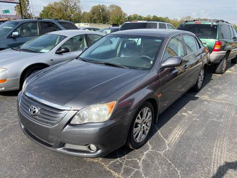 2008 Toyota Avalon for sale at Sartins Auto Sales in Dyersburg TN