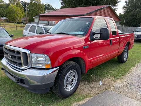 2003 Ford F-250 Super Duty for sale at Sartins Auto Sales in Dyersburg TN
