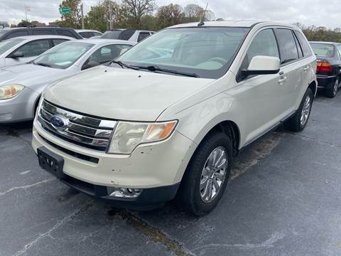 2007 Ford Edge for sale at Sartins Auto Sales in Dyersburg TN