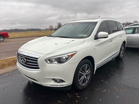 2015 Infiniti QX60 for sale at Sartins Auto Sales in Dyersburg TN
