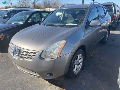 2008 Nissan Rogue for sale at Sartins Auto Sales in Dyersburg TN