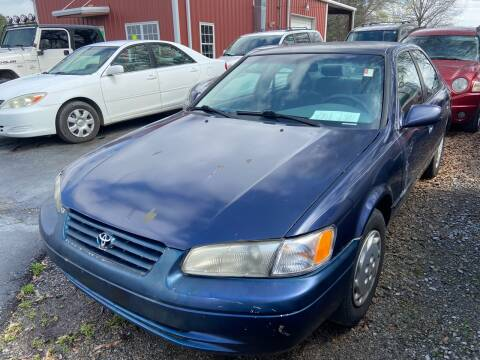 1997 Toyota Camry for sale at Sartins Auto Sales in Dyersburg TN
