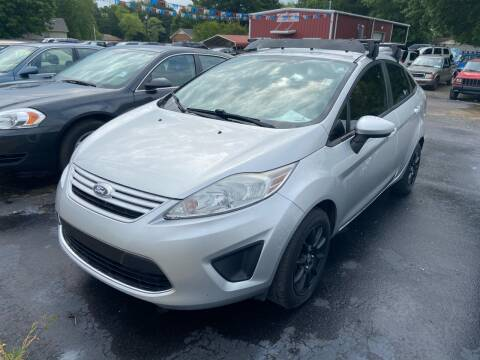 2011 Ford Fiesta for sale at Sartins Auto Sales in Dyersburg TN